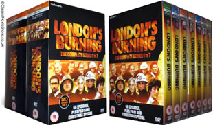 London's Burning DVD Set