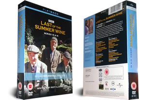 Last of the Summer Wine Series 15 and 16 DVD
