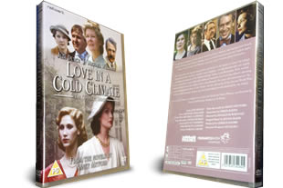 Love in a Cold Climate dvd collection