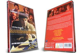 Machinegunner dvd collection