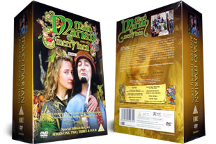 Maid Marian and Her Merry Men DVD