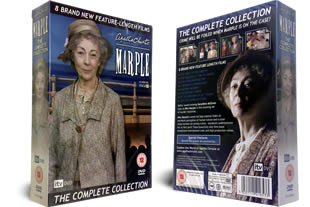 Miss Marple ITV Series DVD Complete