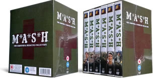 Mash complete dvd collection