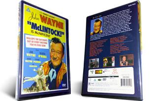 Mclintock dvd