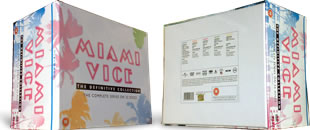 Miami Vice DVD box set