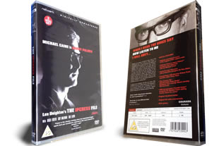 The Ipcress File dvd