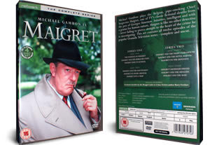 Maigret dvd collection