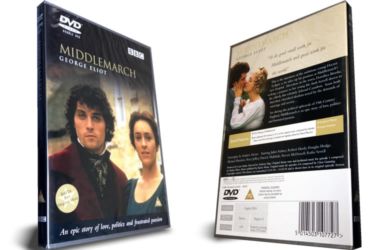 Middlemarch dvd collection