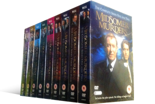 Midsomer Murders DVD The Complete Collection