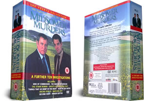 Midsomer Murders DVD The Fourth Collection