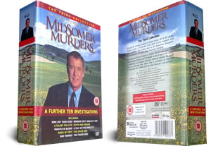 Midsomer Murders DVD The Third Collection