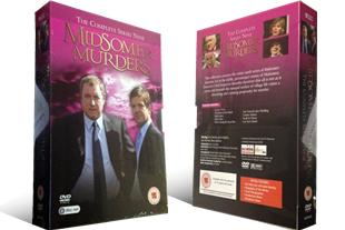 Midsomer Murders series 7 DVD box set