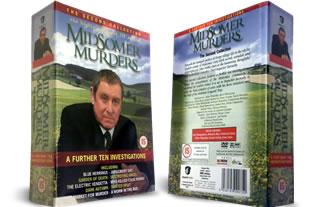 Midsummer Murders Second Collection DVD