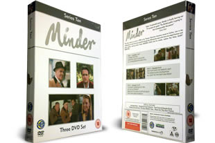 Minder series 10 DVD