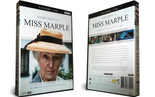 Miss Marple dvd collection
