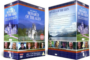 Monarch of the Glen DVD