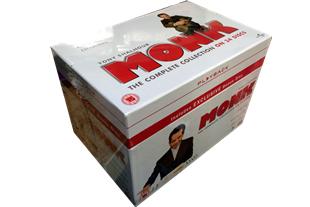 Monk DVD Set