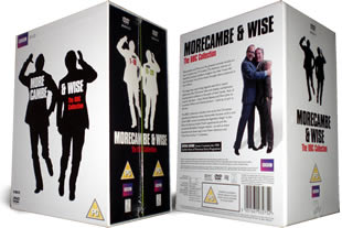 Morecambe and Wise DVD Set
