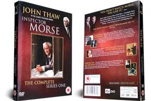 Inspector Morse Series One DVD
