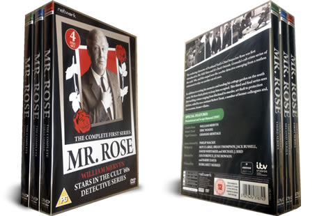 Mr Rose dvd collection