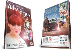 Mrs Biggs dvd collection
