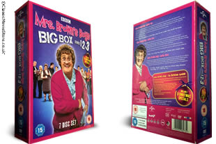 Mrs Brown's Boys Big Box DVD Set