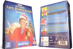 Mrs Brown's dvd collection