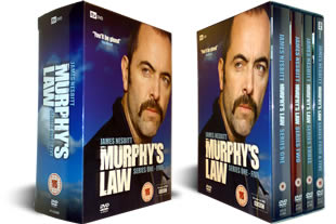 Murphys Law DVD Complete Box Set Series 1-5