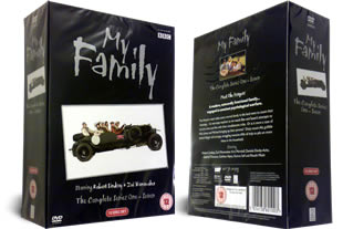 My Family DVD
