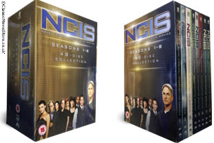 NCIS DVD Set