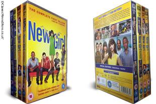 New Girl DVD Set