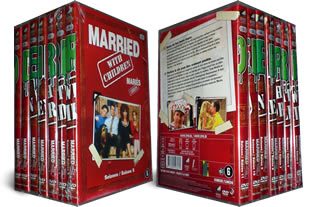 Married With Children DVD Set 5-11
