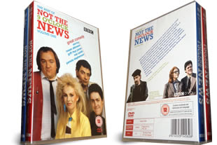 Not The 9 O'Clock News dvd collection