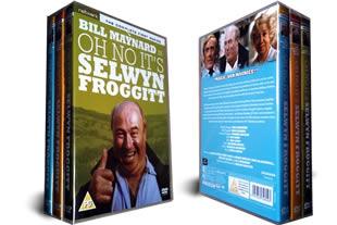 Oh No Its Selwyn Froggitt DVD
