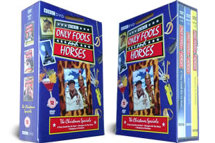 Only Fools and Horses Christmas Specials DVD