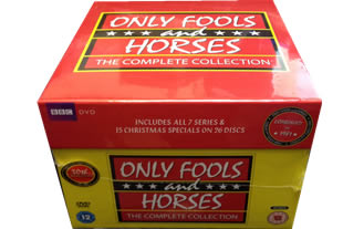 Only Fools and Horses DVD Complete BBC collection