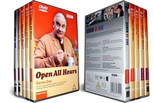 Open All Hours DVD