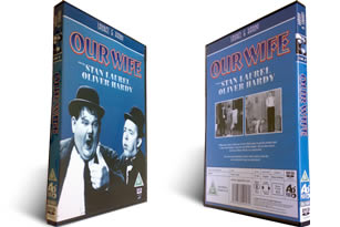 Laurel And Hardy Our Wife DVD