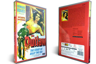 The Outlaw Billy the Kid dvd