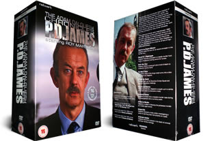 PD James' The Adam Dalgliesh Chronicles DVD