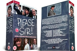 Please Sir! DVD