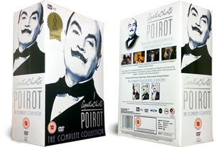 Complete Poirot DVD