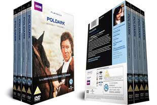 Poldark Complete Set