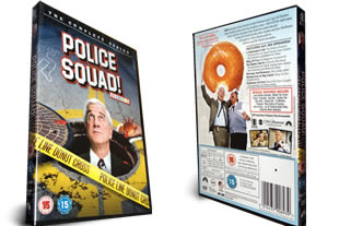Police Squad! dvd collection