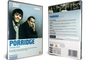 Porridge Series One dvd