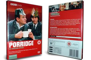 Porridge The Christmas Specials dvd