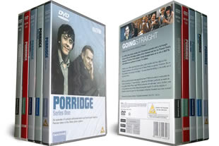Porridge DVD Set