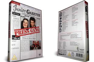 Press Gang dvd collection