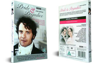 Pride and Prejudice DVD Complete