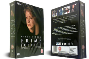 Prime Suspect Complete DVD Box Set